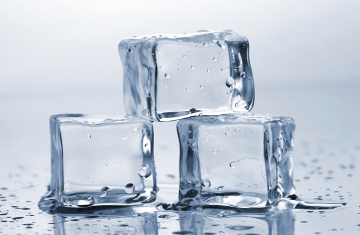 Ice vending