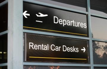 airport car rentals