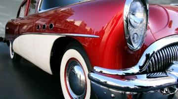 Classic, Vintage Car