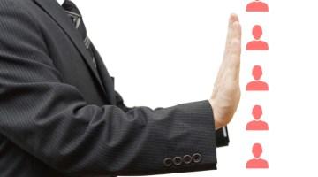Manage bad employees
