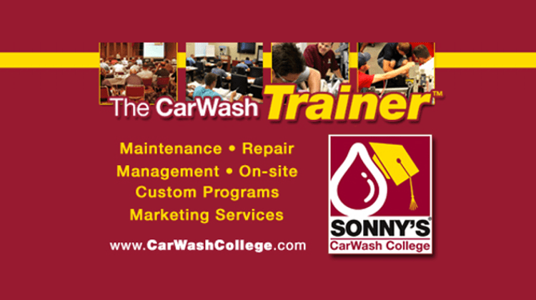 carwash trainer, carwash college