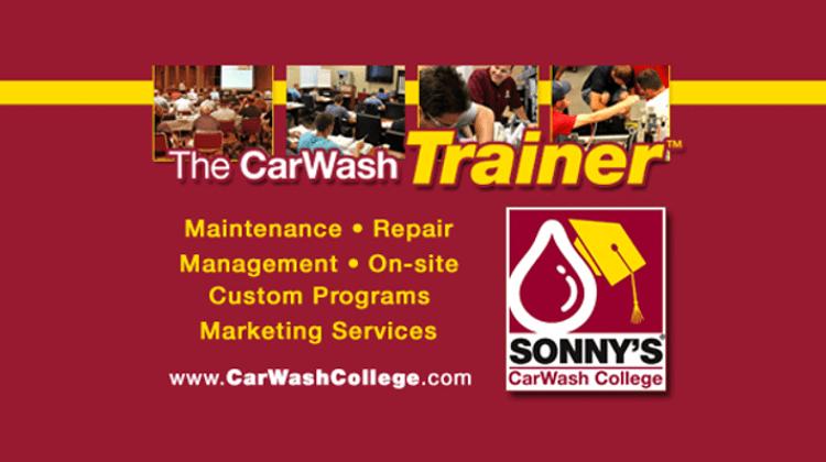 carwash trainer, carwash college