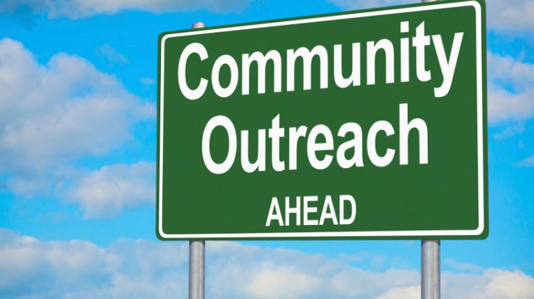 Community outreach, nonprofits