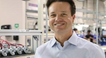 Rob Gledhill, Blue-White Industries