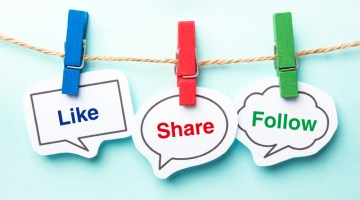 social media, like, share, follow,social networking, marketing, communication, lead generation