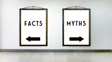 Facts, myths, business truths, challenge, comparison
