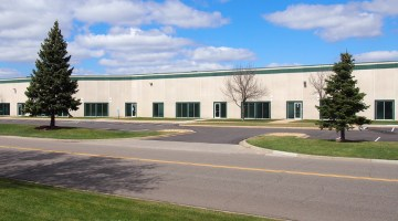 New Hydra-Flex Inc. headquarters; photo courtesy of Hydra-Flex