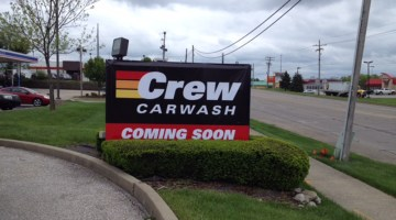 Crew Carwash, new Bloomington location