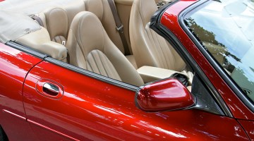 leather car interior, leather, car interior, sports car, convertible