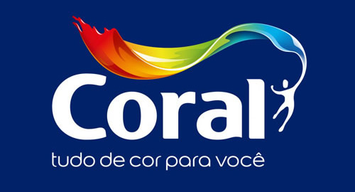Simulador das tintas coral