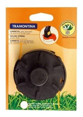 Linha P/ Cortador de Grama – Carretel Tramontina 500/700/800W C/ 8m