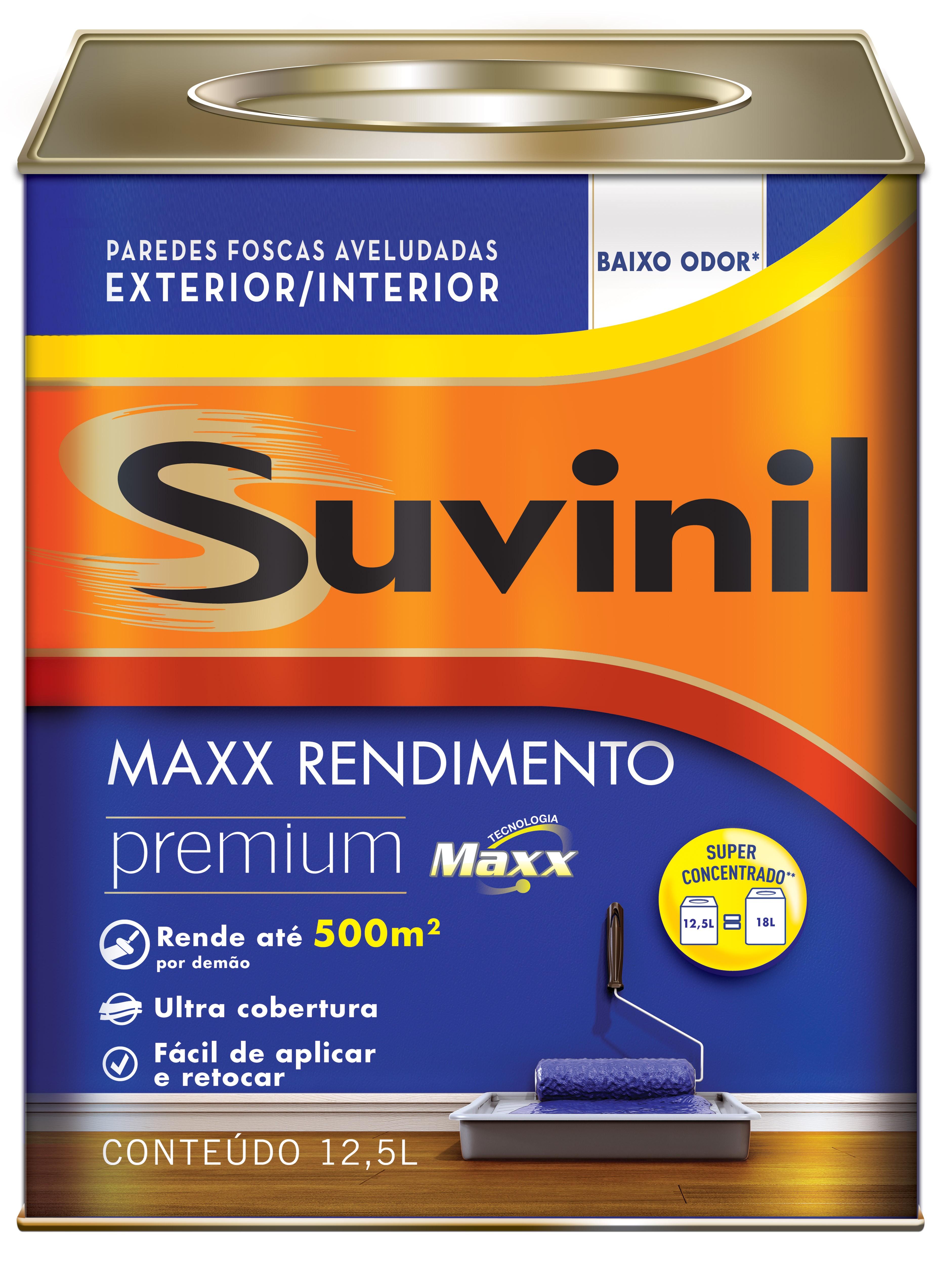 Suvinil Maxx Rendimento  12,5L