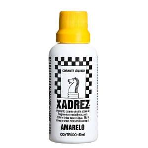 Corante Liquido Xadrez Sherwin Williams – Amarelo 50 ml