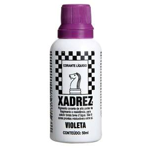 Corante Liquido Xadrez Sherwin Williams – Violeta 50 ml