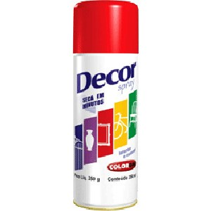 Tinta Spray Decor – Verde Amazonas Metálica 360ml