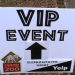 Yelp's Zoo Boo at Tampa's Lowry Park Zoo #TLPZooBoo