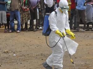 Ebola non contagia via aerea