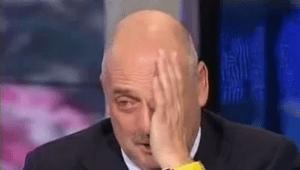Paolo Brosio scherzo