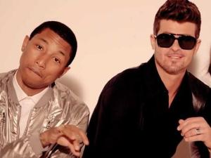 Pharrell Williams e Robin Thicke