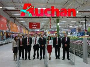 Auchan dipendenti in mobilità