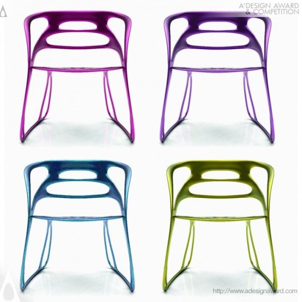 Colores Silla Butterfly