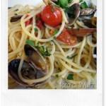 Cucina Campana: spaghetti alle vongole