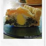 Cucina ligure: la torta pasqualina [monoporzione]