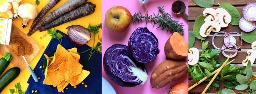 foto evento corso cucina vegan