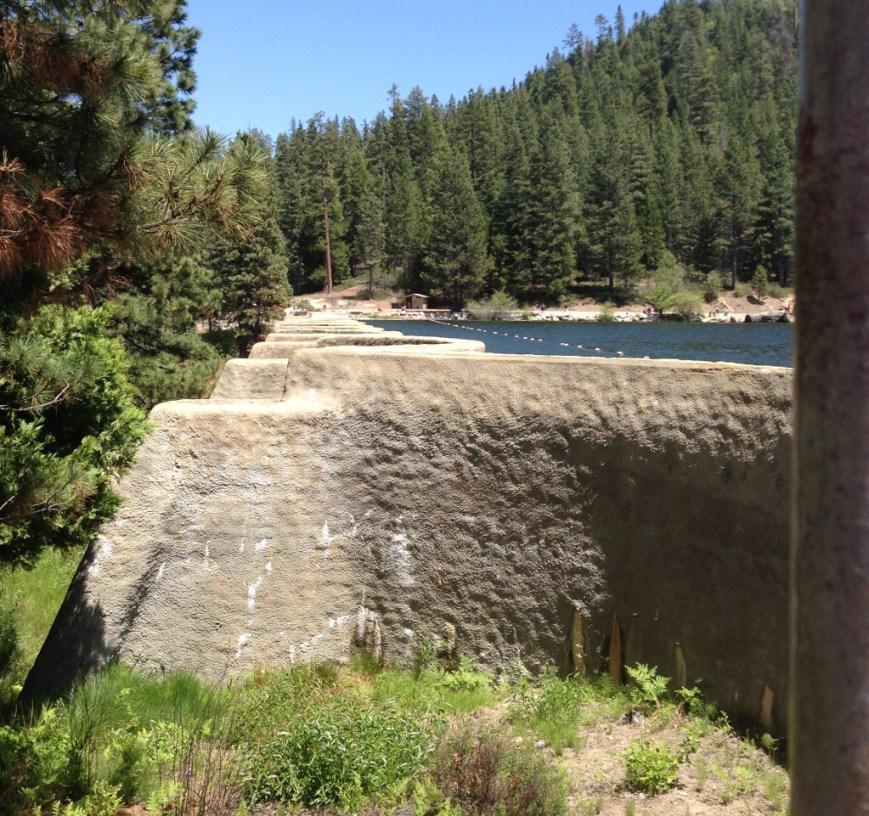 Hume Dam Top
