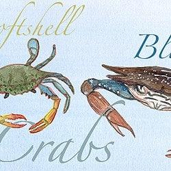 Casart coverings_Element: Crabs no.12 – Gulf Coast Design
