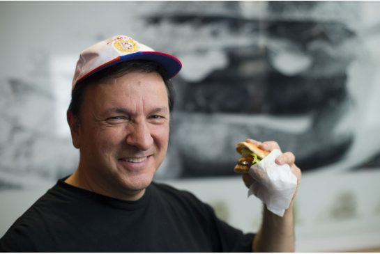 The Week That Was... October 25th - 31st, 2015 — Fresh Burger — Toronto Star — From Bay Street to Burger Mania — Jacques Kavafian