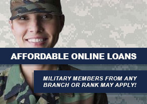 Military Payday Loans - Cash Advance Online