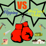 Fight of the Century: Flipping vs Buy and Hold