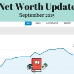 September 2015 Net Worth Update