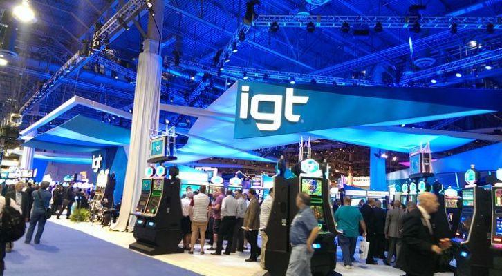 G2E Las Vegas marks international debut of IGT's ZUMA 3D
