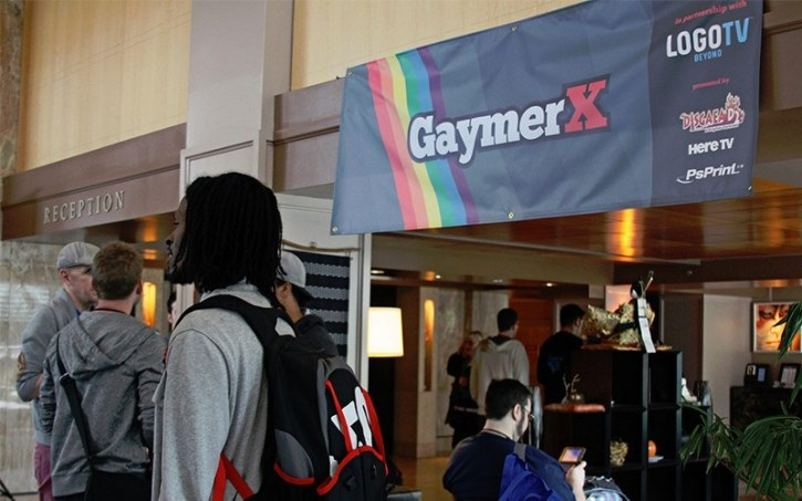 GaymerX, a popular gaming conference held every year