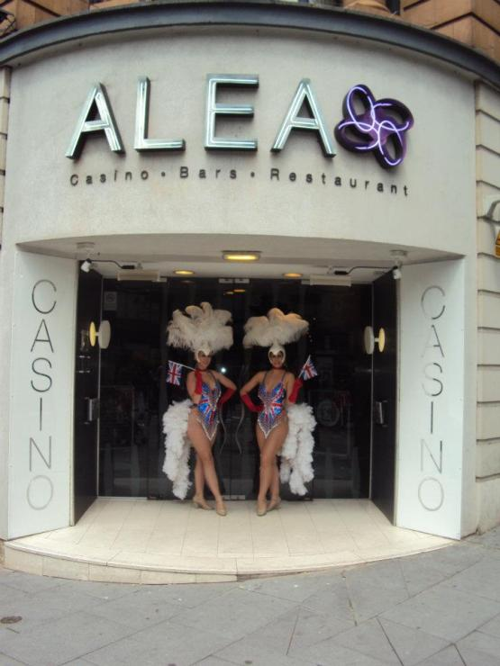 Alea casino nottingham vacancies