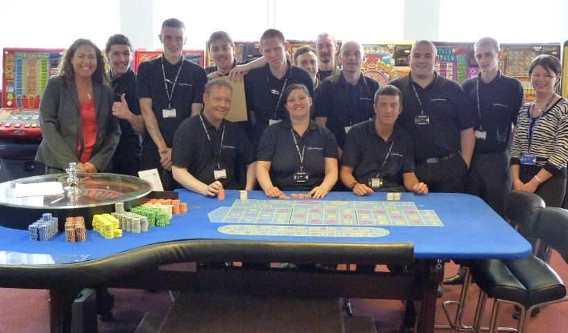 Grosvenor casino blackpool jobs