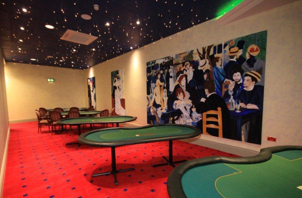 vacancies in casino g moscow
