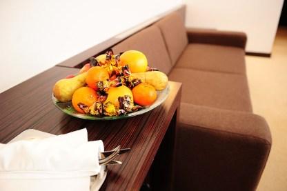 Hotel Safir frutta