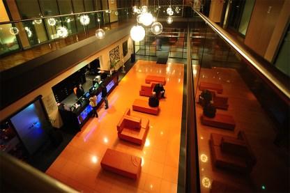 Hotel Safir reception