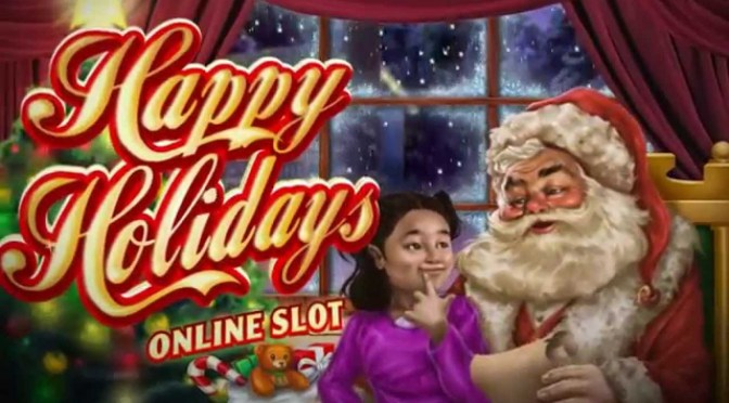 happy holidays unibet casino microgaming free spins