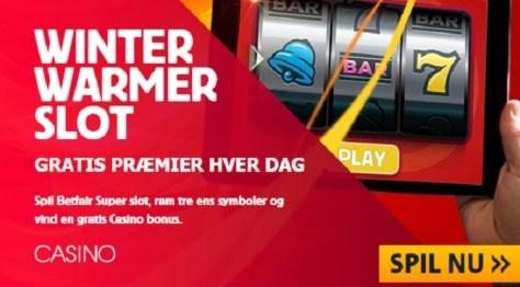 betfair casino gratis bonuspenge hver dag