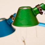 Lámpara color: 120€