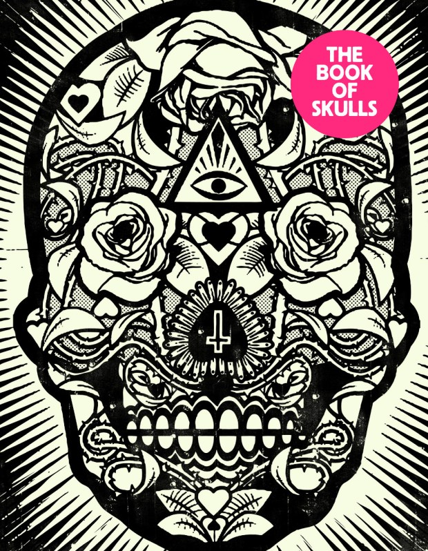 Book of Skulls cover