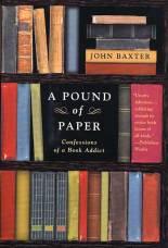 A Pound of Paper by John Baxter; design by Marina Drukman (St. Martin's Press (December 2003)