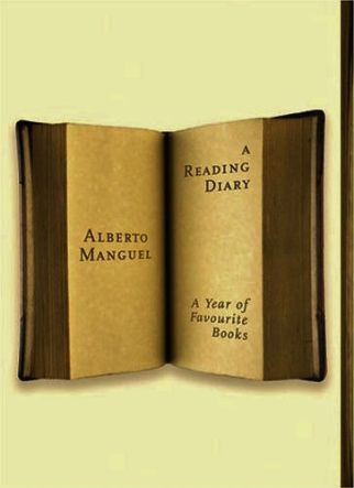 A Reading Diary by Alberto Manguel; design by C. S. Richardson (Knopf Canada, 2004)