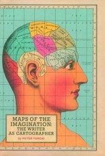 Maps of the Imagination by Peter Turchi; design by Pentagram (Trinity University Press / August 2007)