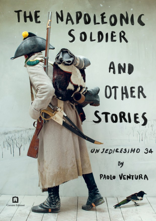 Paolo-Ventura-The-Napoleonic-Soldier-and-Other-Stories-Un-sedicesimo-34-rivista-libro-Corraini-Edizioni