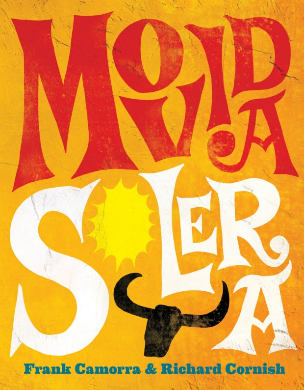 Movida Solera by Frank Comorra & Richard Cornish;  design by Daniel New